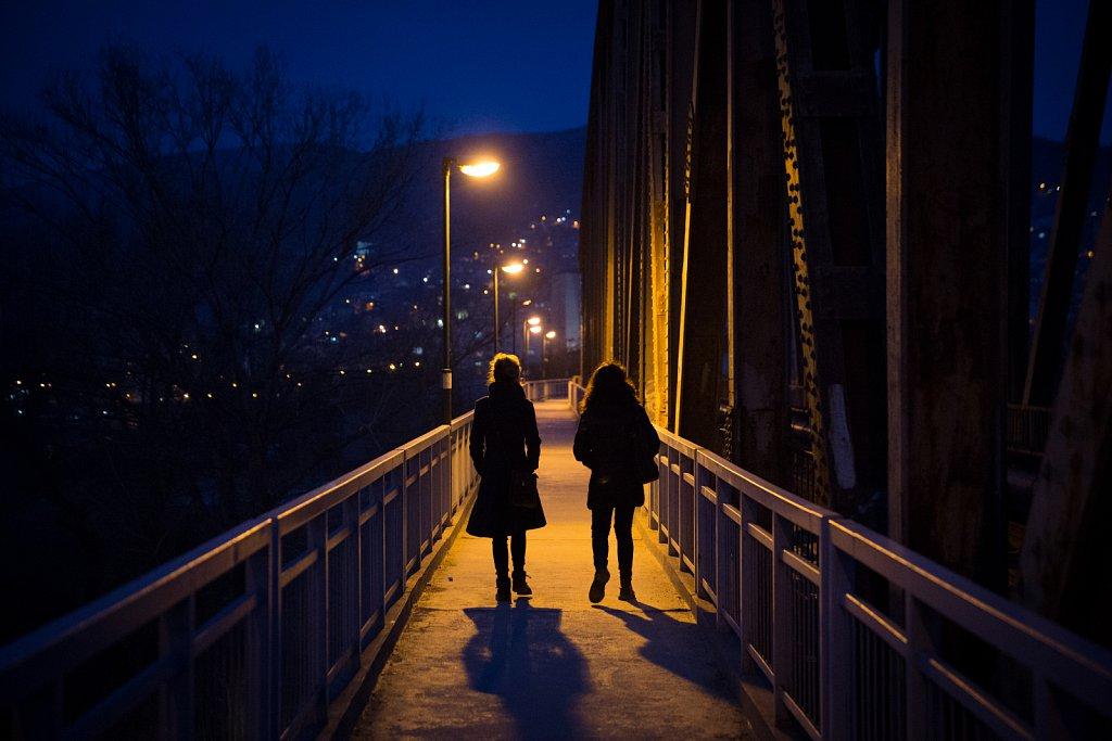 Bridge, Veles