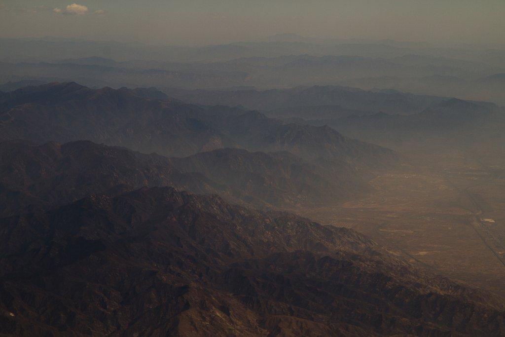 Aerial, China